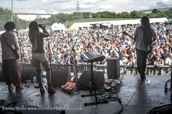 MOSFEST - Mosborough Music Festival